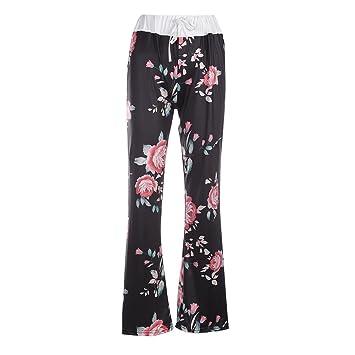 Highplus - Pantalones de Yoga para Mujer, con Estampado de ...