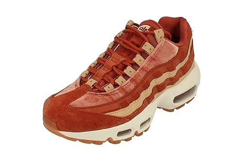 Women's Nike Sportswear AIR MAX 95 Trainers dusty peach