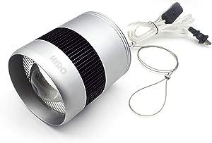 HIRO AQUATICS WRGB Full Spectrum Pendant Aquarium Light with Built-in Cooling Fan