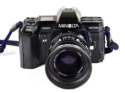 Amazon Minolta Maxxum 7000 Autofocus SLR 35mm Film Camera With