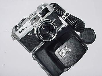 Canonet ql17 40 mm f1.7 35 mm film entfernungsmesser: amazon.de: kamera