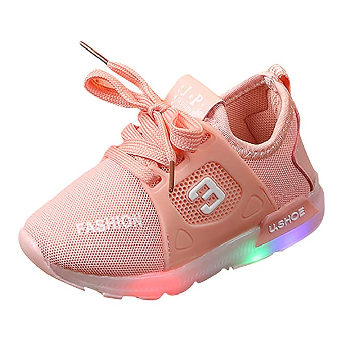 Children Sports Kids Shoes Boys Girls Running Sneaker Fashion Trainers Athletic