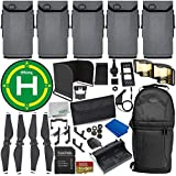 Everything You Need Ultimate Accessory Bundle (5-Battery Mavic Air)