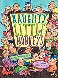 Naughty Little Monkeys, Jim Aylesworth, 0142405620