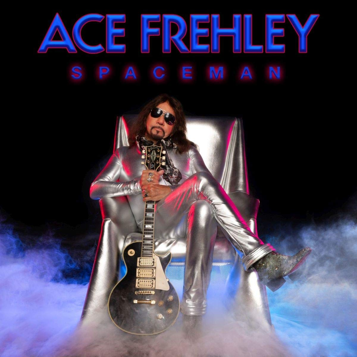 CD : Ace Frehley - Spaceman (CD)