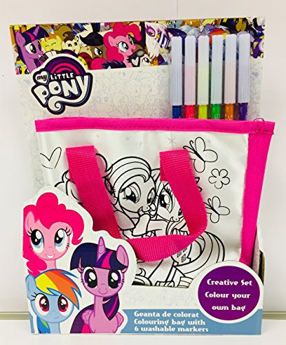 Little Colour Bag My Tote Your Pony Own 1zEaq