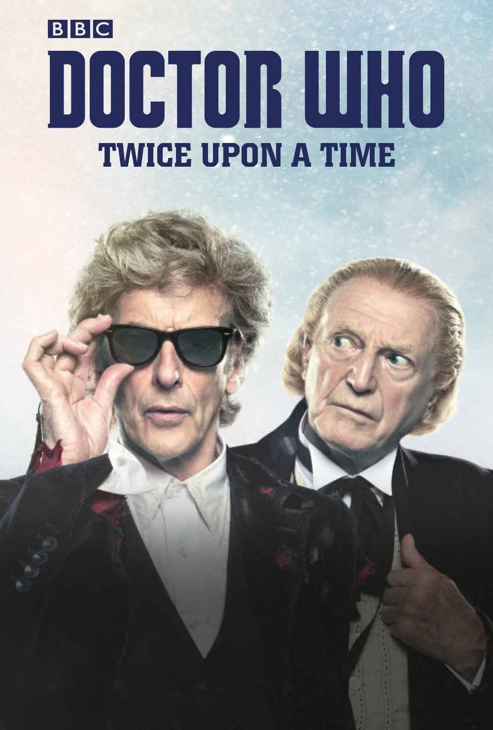 4K Blu-ray : Doctor Who: Twice Upon A Time (4K Mastering)
