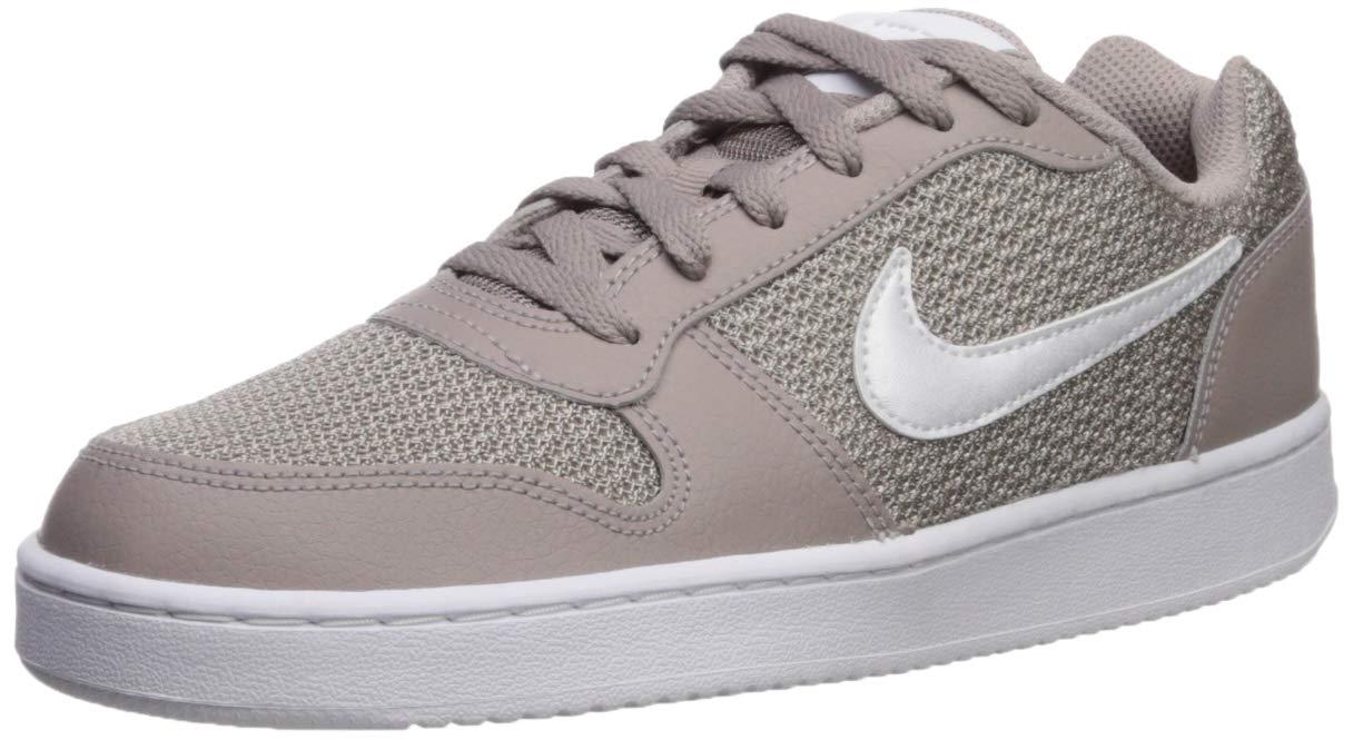 Nike Women's Ebernon Low Sneaker, Pumice/White, 11 Regular US by Nike