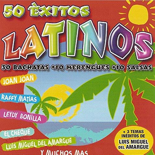 50 Éxitos Latinos (30 Bachatas, 10 Merengues, 10 Salsas)