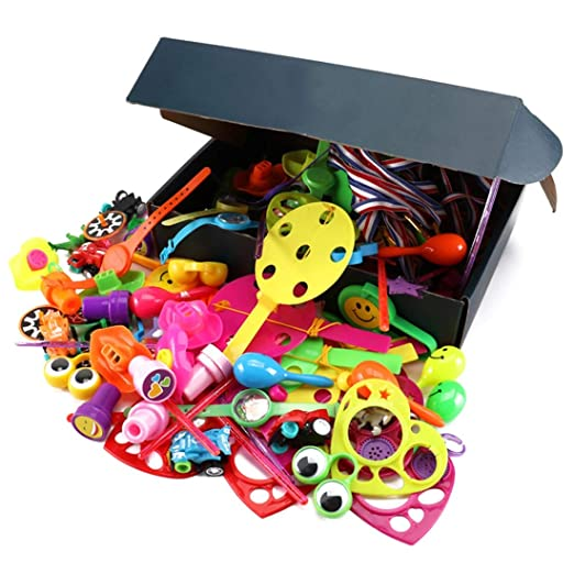 120 piezas de juguetes pequeños surtidos para fiesta de ...