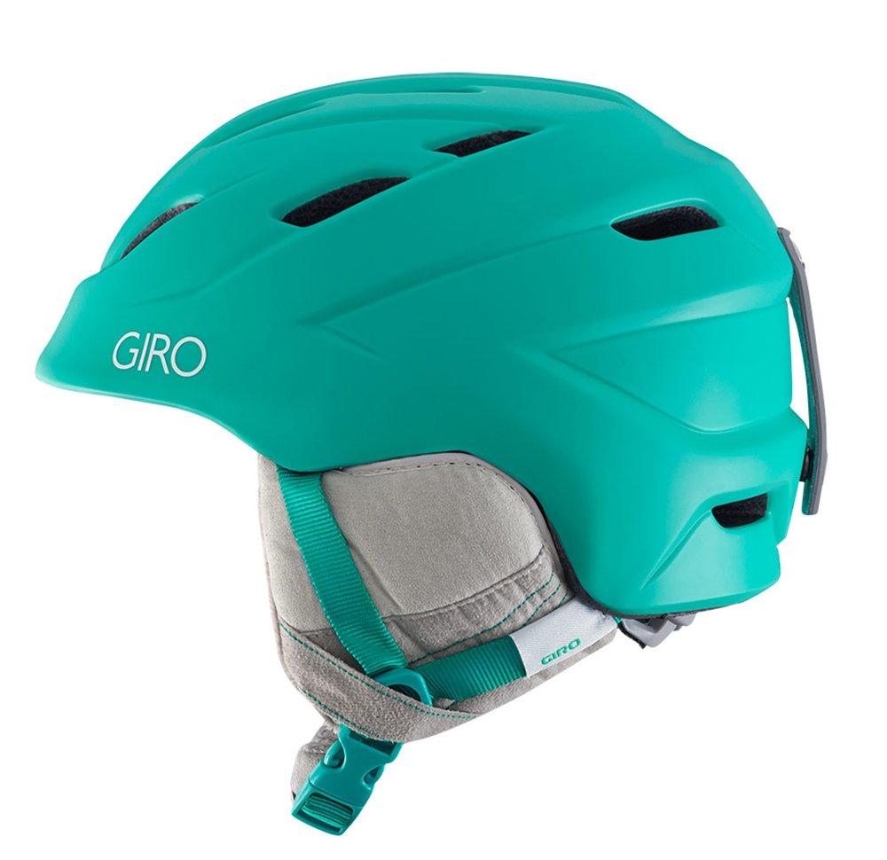 GIRO(ジロ) スキースノーボードヘルメット DECADE レディース HELMETS ASIANFIT MATTE TURQUOISE FADE S 7060569 B014XGCZ2W