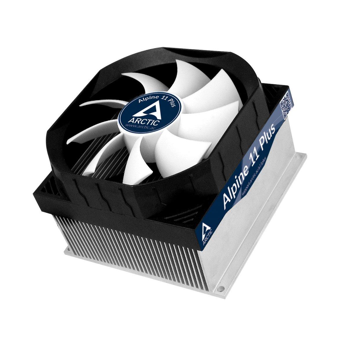 Mac mini 2018 – Thermal management / Cooling solutions – GPU