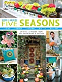 img - for Chris H. Olsen's Five Seasons (Leisure Arts# 5653) book / textbook / text book