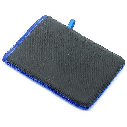Learned Clay Mitt Gray Wash Mitt Car Wash Glove Clay For Car Blue Clay Clay Bar Car Clean Car Wash & Maintenance