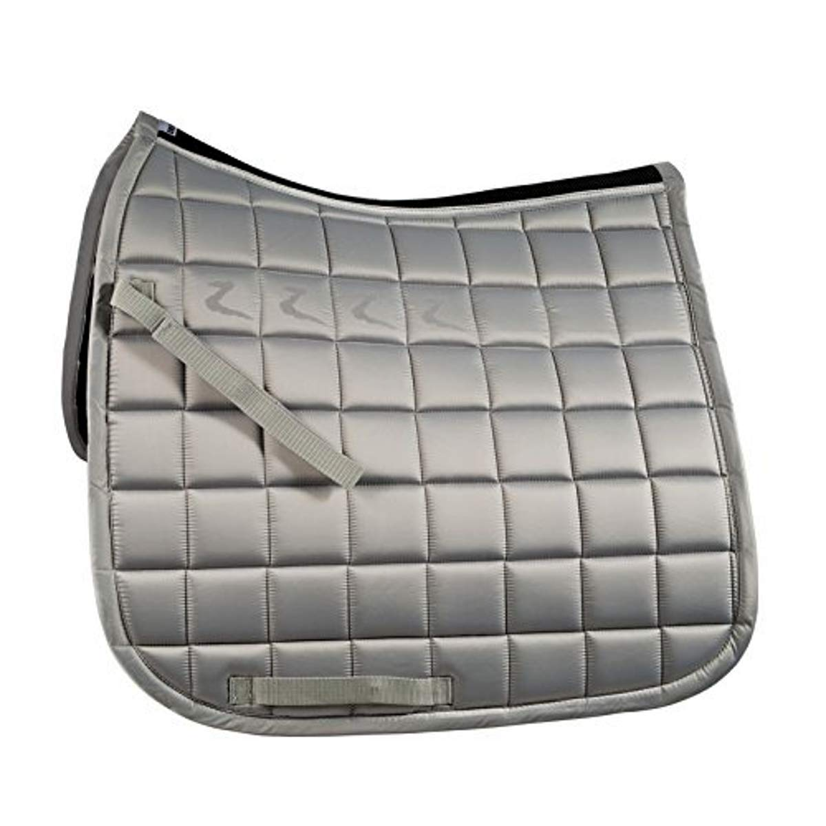 Horze Quintus Dressage Saddle Pad with Quick Dry Lining /& Anti Slip Silicone
