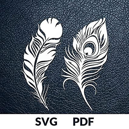 amazon com vinly wall two designs svg pdf cut file paper cutting