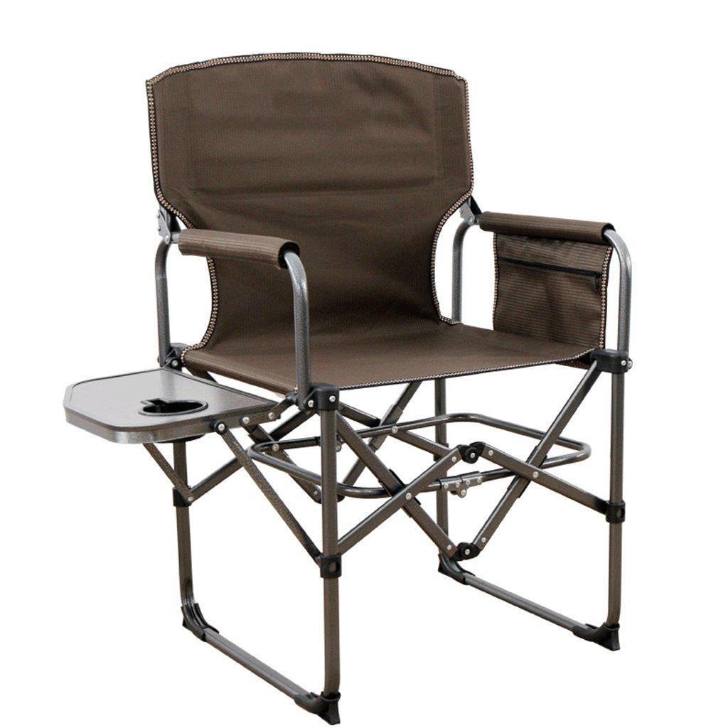 ZYN Klappstuhl Outdoor Tragbare Klappstuhl Lounge Stuhl Skizze Stuhl Angeln Stuhl Klappstuhl