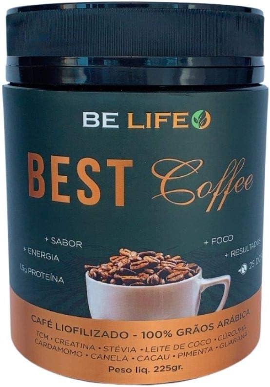 Best Coffee Café Termogênico - Be Life