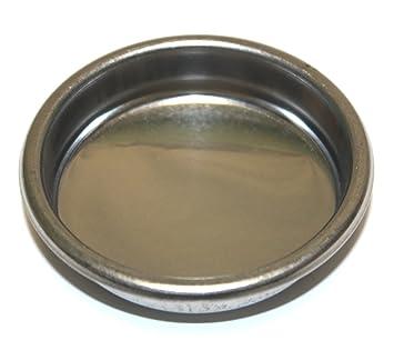 Blind filtro/filtro para limpieza de cámara de infusión de cafeteras Cafetera expreso: Amazon.es: Hogar