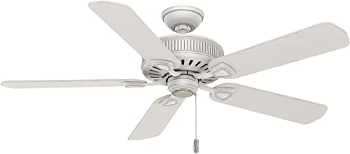 Casablanca Fan Company 54000 Ainsworth Ceiling Fan, 54-inch, White