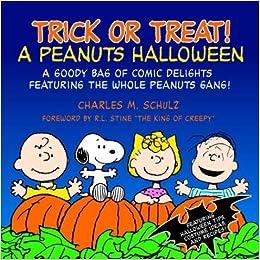 Trick or Treat: A Peanuts Halloween (Peanuts (Ballantine ...