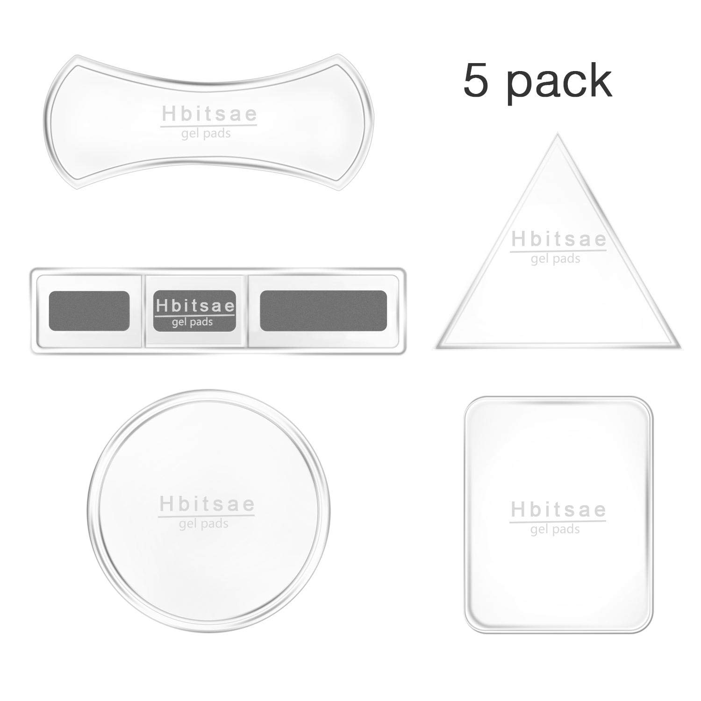 Amazon.com: Almohadillas de gel adhesivas multiusos Fixate ...