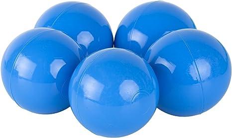 Conjunto de bolas pelotas para piscina infantil 900 piezas, O 7cm ...