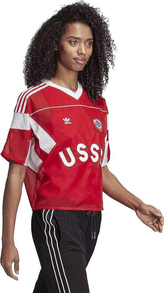 adidas Womens Germany Layer TEE CY0684_XL White (Germany
