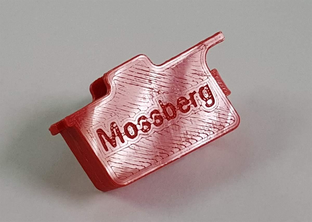 McFadden Machine 15 Mossberg 702/720/715 22 Caliber Amber Finish by McFadden Machine