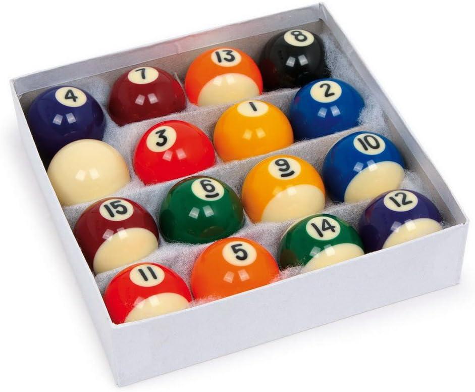 Small Foot Company - Mini mesa de billar con accesorios , color/modelo surtido: Amazon.es: Juguetes y juegos