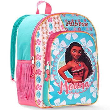 c6901ccdc669 Amazon.com | Personalized Licensed Disney Character Backpack - 16 ...