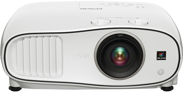 Epson Powerlite Home Cinema 3500 Projector White HOME CINEMA 3500 - Best Buy