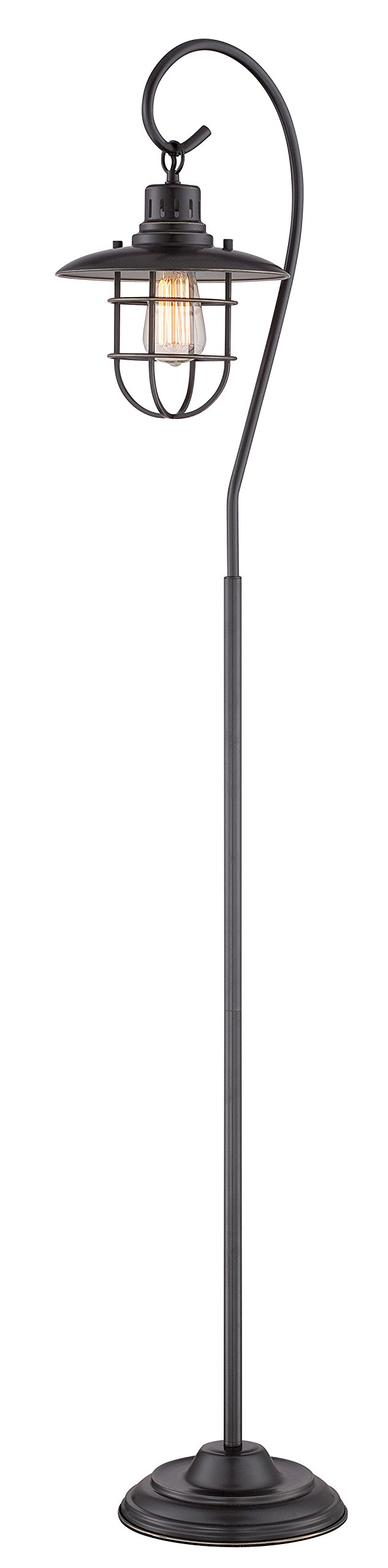 Lite Source Floor Lamps Ls-81456D/Brz Lanterna Ii Floor Lamp, Dark Bronze by Lite Source