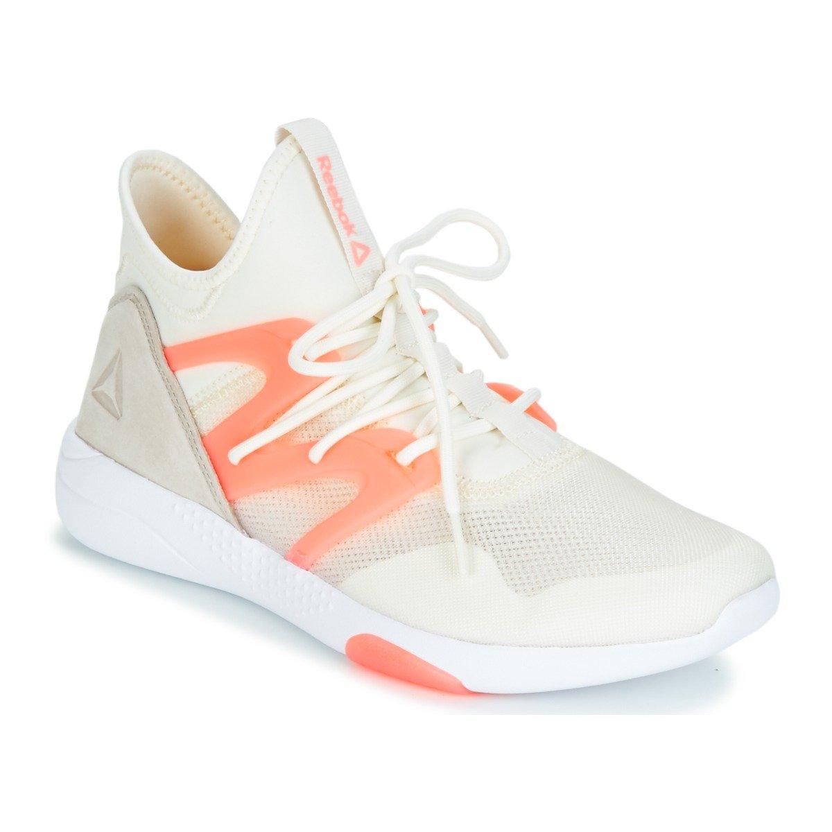 Reebok Damen Hayasu Multisport Indoor Schuhe grau