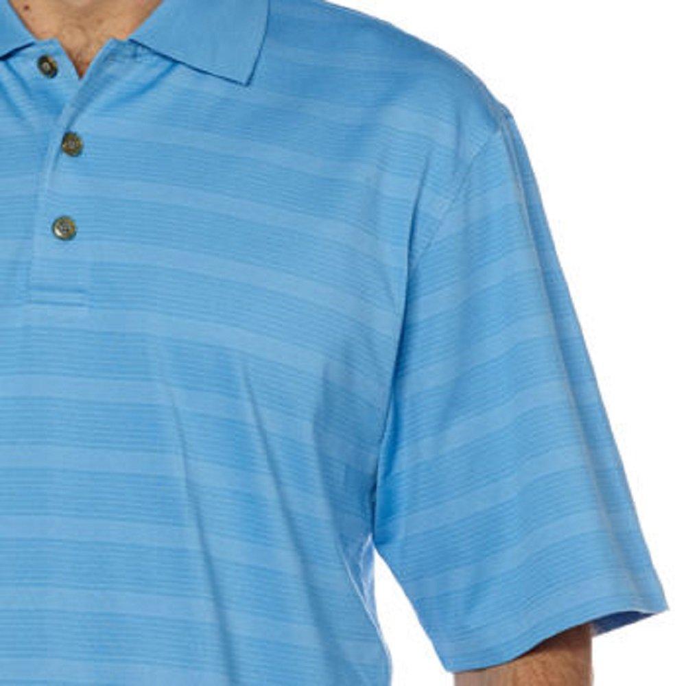 Pebble Beach Mens Pima Cotton Blend Polo