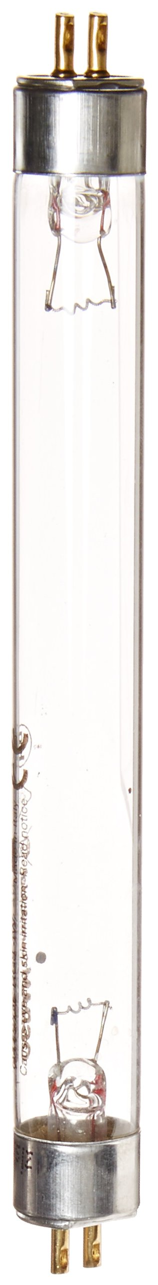 UVP 34-0003-01 Replacement UV Tube for EL Series UV Lamps, 5.314'' Length, 254nm Shortwave, 4W