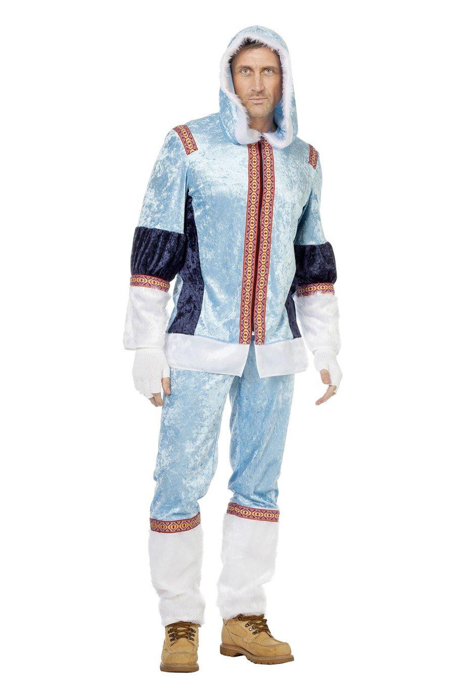 Jannes Eskimo Kostüm Herren Gr. 50