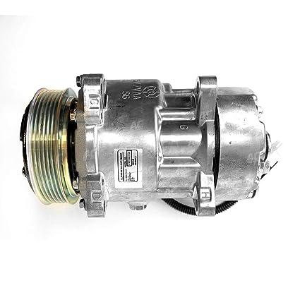 Amazon.com: A/C Compressor 7V16-1106 6Pk 12V for Peugeot 206/306/406/605/607 CM7V16-1106: Automotive