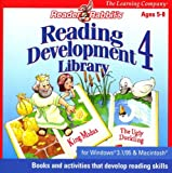 Reader Rabbit's Reading Develop Library 4