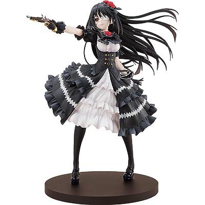 Kadokawa Date A Live: Kurumi Tokisaki (Fantasia 30th Anniversary Version) 1: 7 Scale PVC Figure: Toys & Games