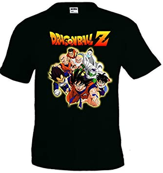 Mx Games Camiseta Dragon Ball Z - Team1 - (Talla: Talla-XXXL): Amazon.es: Deportes y aire libre