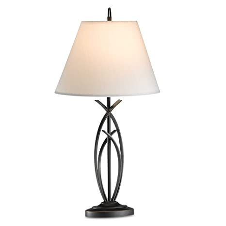 Curve bronze table lamp amazon curve bronze table lamp aloadofball Image collections