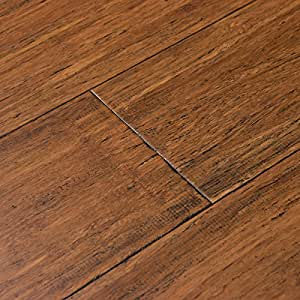Cali bamboo solid wide tg bamboo flooring medium for How to get scratches out of bamboo floors