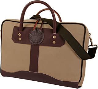 product image for Duluth Pack Computer Portfolio Briefcase Khaki
