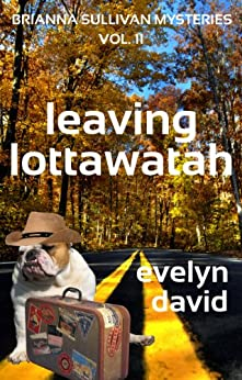 Leaving Lottawatah (Brianna Sullivan Mysteries Book 11) by [David, Evelyn]