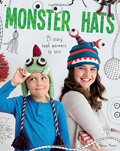 Monster Hats: 15 Scary Head-Warmers to Knit]()