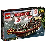 LEGO Ninjago Destiny's Bounty 70618 Building Kit (2292 Piece)