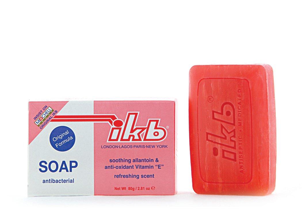 IKB Antibacterial & Exfoliating Soap