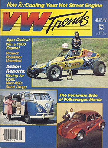 Trends Vw Magazine (VW Trends Magazine (August 1984))