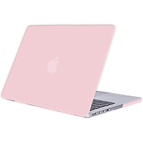 Tecool Funda MacBook Pro 13 Retina, Ultra Slim Cubierta de Plástico Duro Case Carcasa para MacBook Pro 13